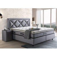 Storage bed Kenza