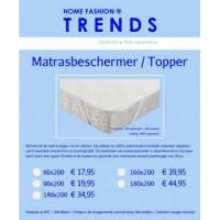 Mattress protector / topper