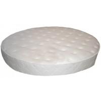 Round custom mattress