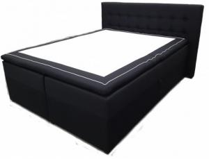 Storage Boxspring Continental Luxe