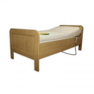 Electric Senior bed + electric floor 90x200 (without mattress)